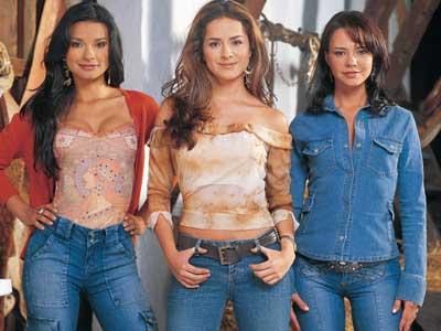 Critica la Sesion diaria: Pasion de Gavilanes-Telemundo (2003)
